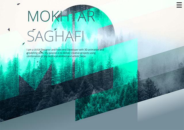 красочный дизайн mrsaghafi.com